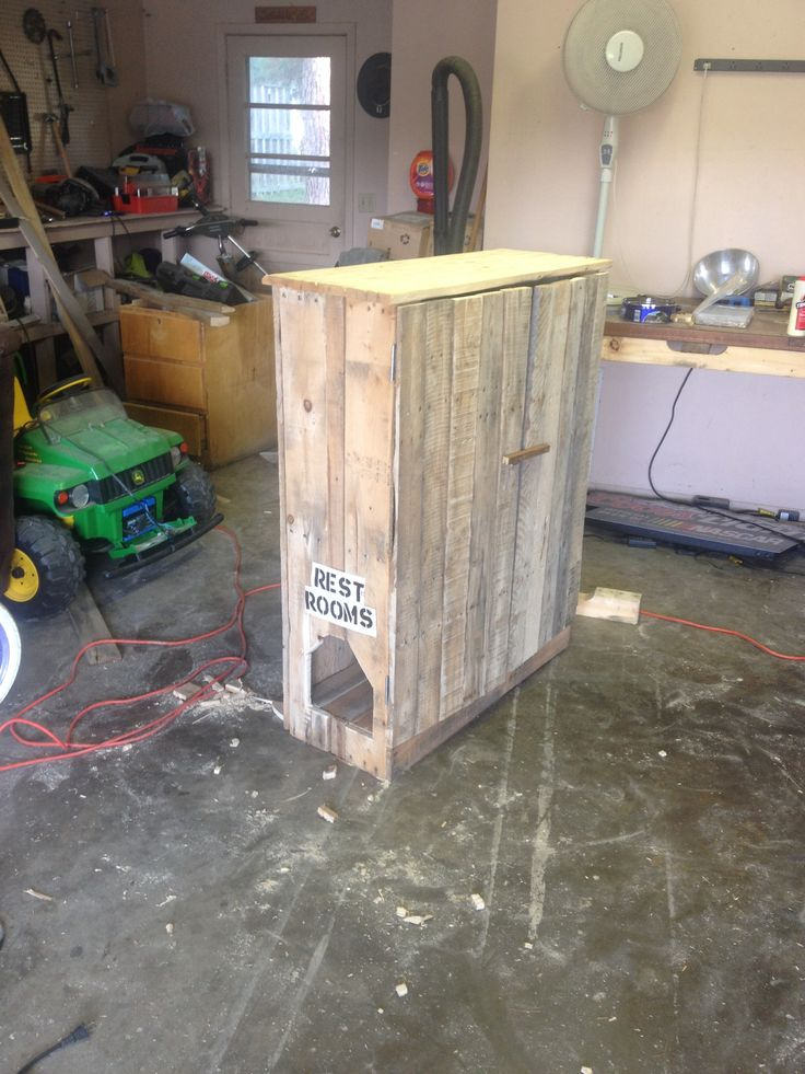 how to build a cat litter box cabinet