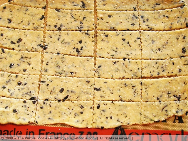 Olive and rosemary crackers | Daily Bread | Pinterest