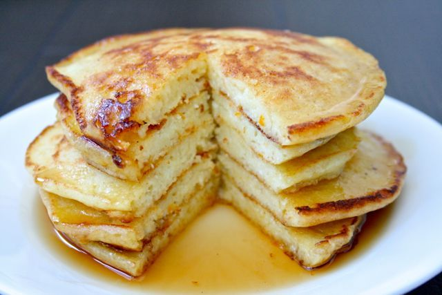 Orange Ricotta Pancakes http://perfectpancake.futtoo.com/
