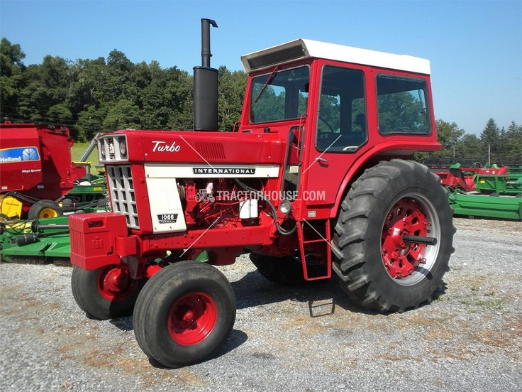 Farmall 1066 Tractor : International tractor bing images