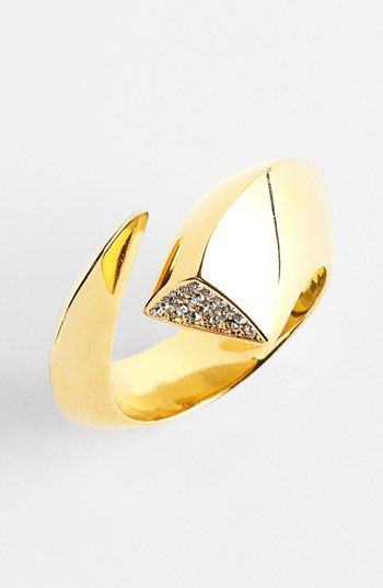 Vince Camuto 'By the Horns' Horn Ring available at #Nordstrom