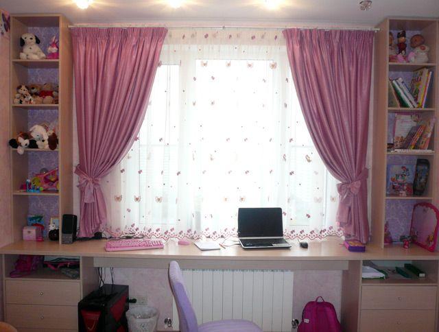 Как оформить окно в комнате