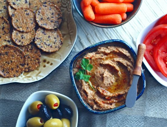 ... Free Diet: The Beauty of Byesar (Fava Bean Hummus) I'm SO making this