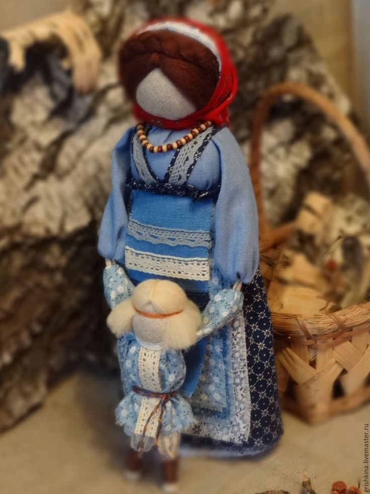 Тряпичная кукла ведучка своими руками мастер класс