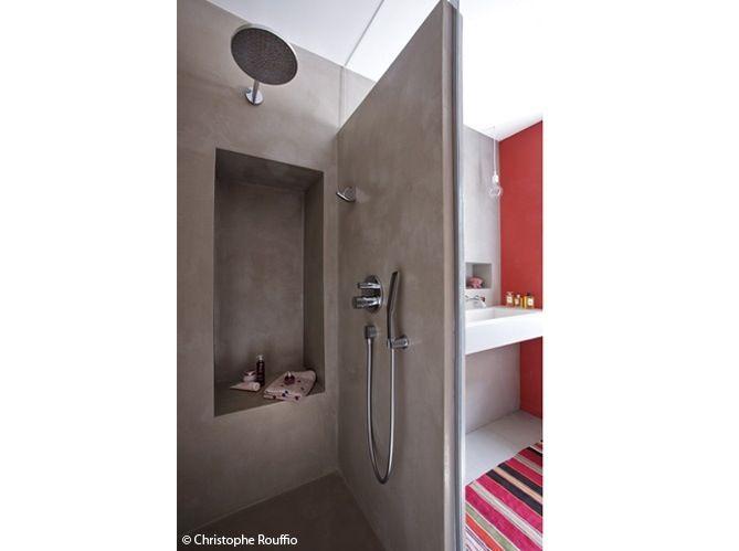 Douche salle de bain pinterest - Salle de bain pinterest ...