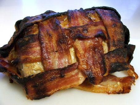 Bacon Wrapped Pork Loin Roast