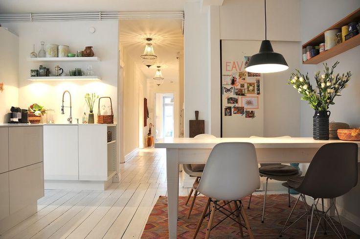 Essplatz in der Küche Home Pinterest