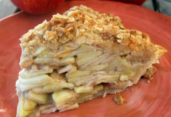 Gonna Want Seconds - Scott's Old Fashioned Apple Pie