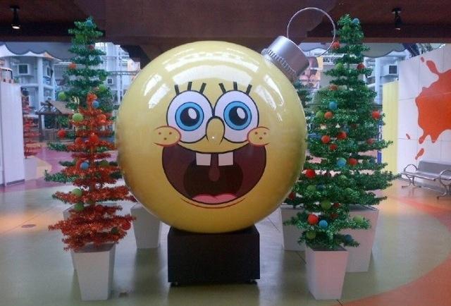 Cool crimbo deco spongebob square arse pinterest