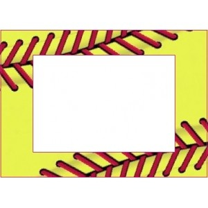 Ou Softball Clip Art Borders And Frames Pictures To Pin On