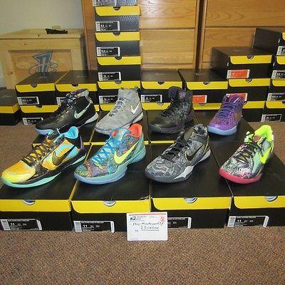 Nike Kobe Prelu... Kobe 6 Prelude Pack