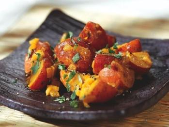 New Potato Curry
