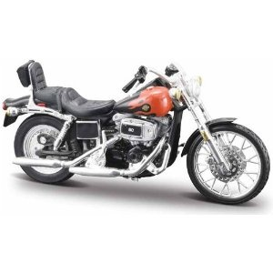 Harley Davidson Model Kit