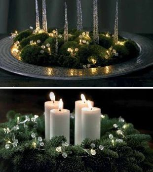 addobbi natalizi per balconi decorazioni : Pin by Sabrina Mascia on allestimenti natalizi Pinterest