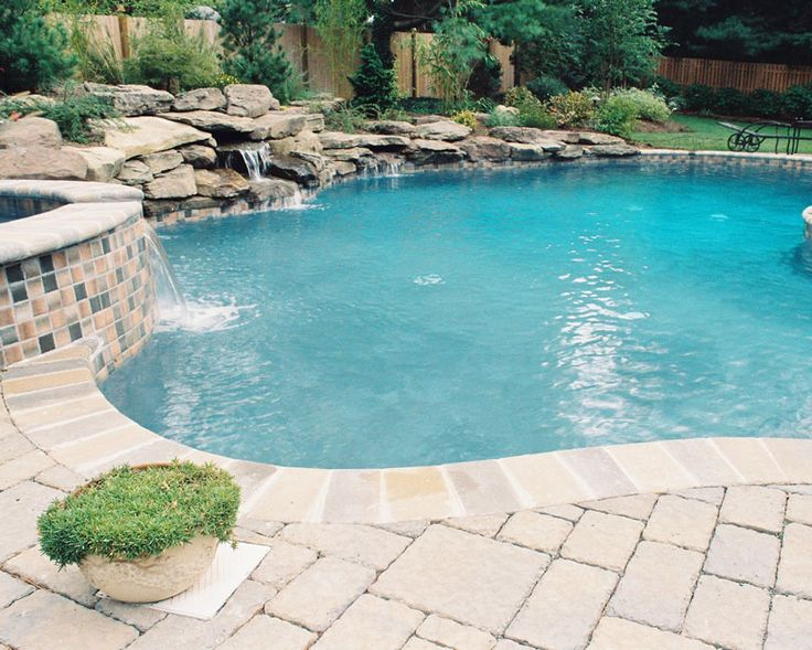 Backyard Pool Landscape Designs