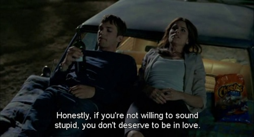 a lot like love quotes: