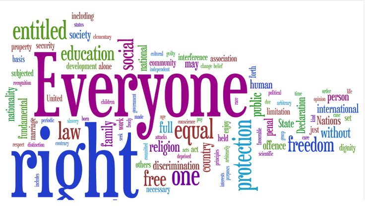 human rights universal essay