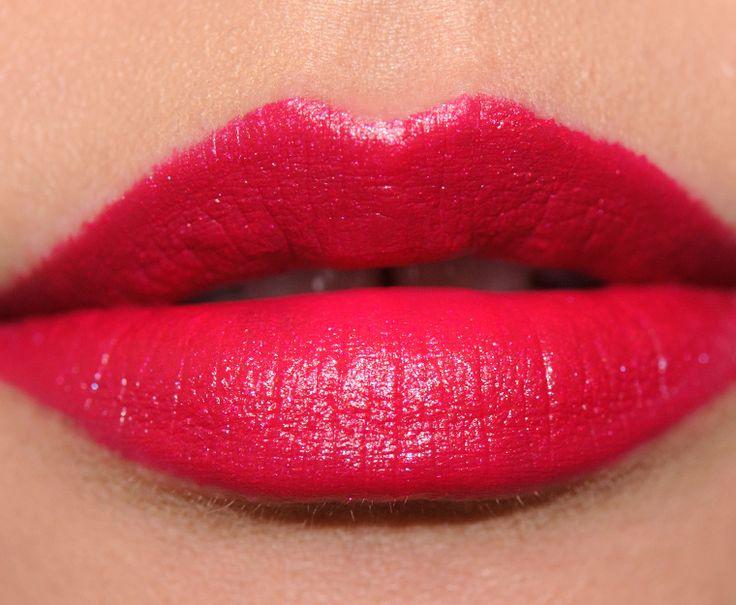 MAC Introduces Seasonally Supreme Lipstick