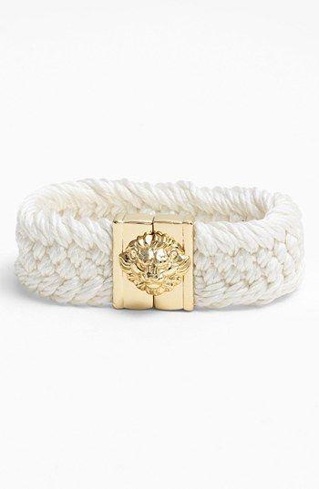 Anne Klein Cord Bracelet | Nordstrom