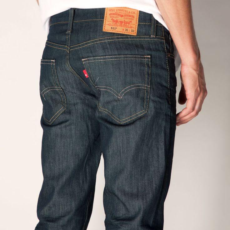 levi 39 s 511 mens slim jeans levis world pinterest. Black Bedroom Furniture Sets. Home Design Ideas