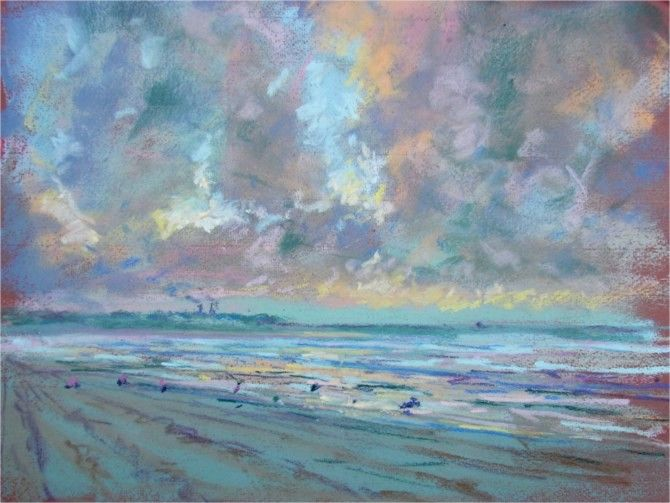 Pastel Painting | Art in Pastels | Pinterest