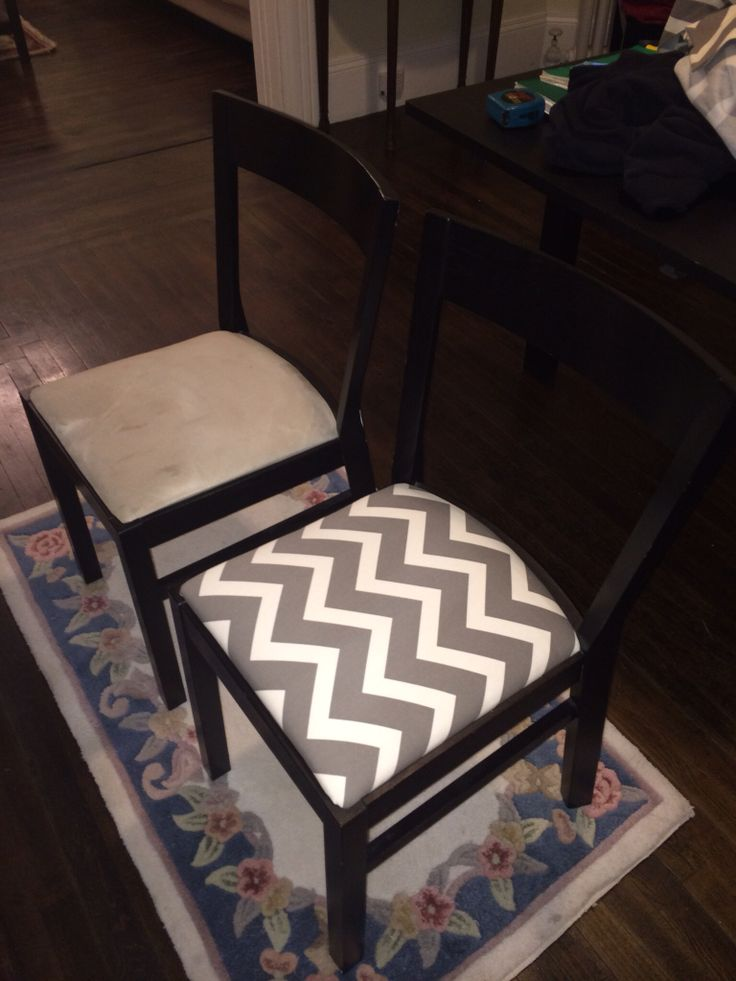 Dining room chair upgrades house pinterest for Dining room upgrades