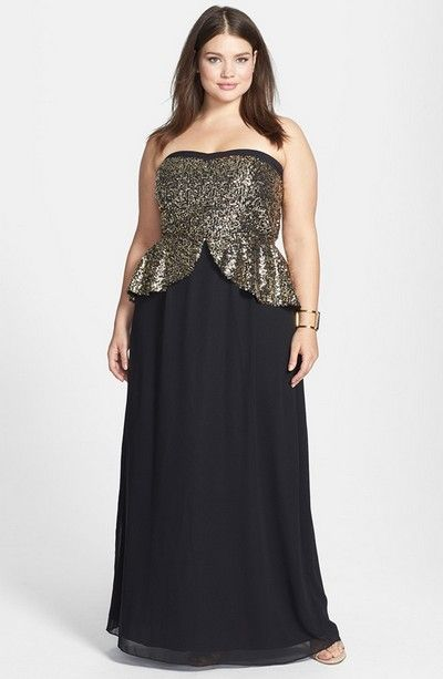 2013 Plus Size Holiday Party Dresses