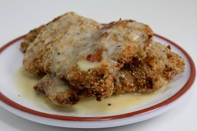 Oven-Fried Buttermilk-Mustard Chicken Thighs With Panko Recipes ...