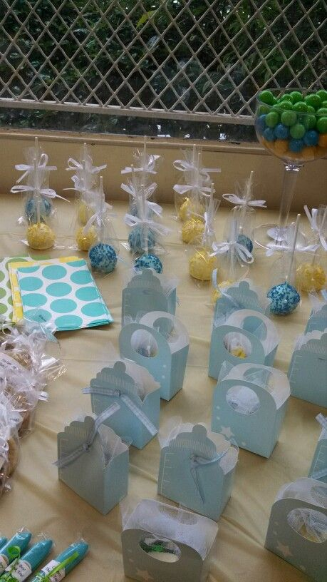 baby boy shower ideas pinterest
