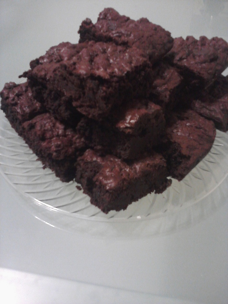 Girl Scout Thin Mint Brownies   Recipes I've tried   Pinterest