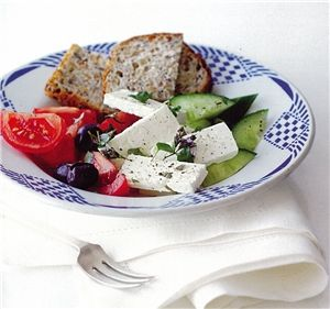 Mediterranean breakfast yum simple a great source of energy and