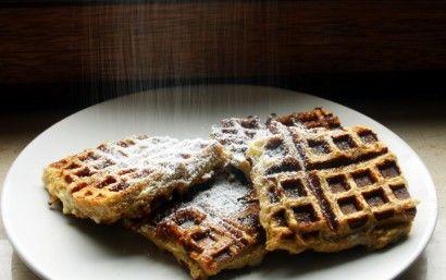 Banana-Stuffed French Toast (on The Panini Grill) Recipe — Dishmaps