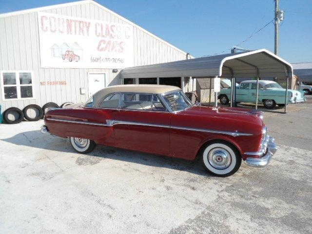 1953 packard mayfair two door hardtop auto 39 s packard