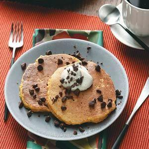 Pumpkin Pancakes | Recipe