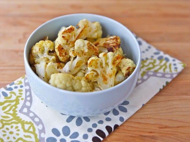 How to Roast Cauliflower - Smoky Tender Roasted Veggies