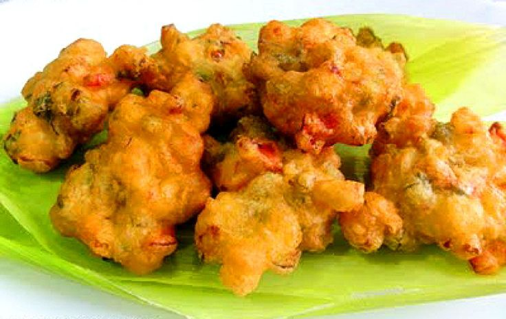 Spicy Corn Fritters   food   Pinterest