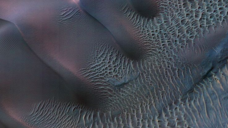 High resolution image of Mars' surface. | The Final ...