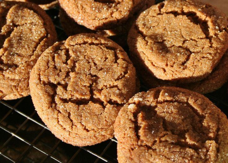 sorghum spice cookies | Cookies & Bars | Pinterest