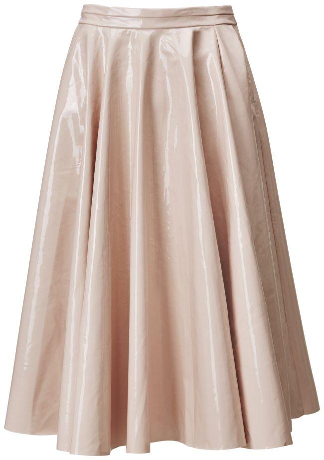 H&M Midi-Skirt, £39.99 (Picture: H&M)