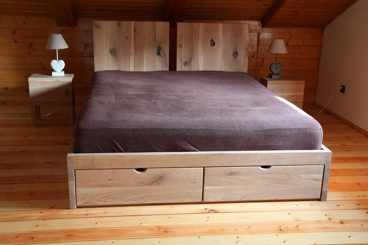 Hemnes Bett Mit Bettkasten : Bett mit Bettkasten drewnianocom