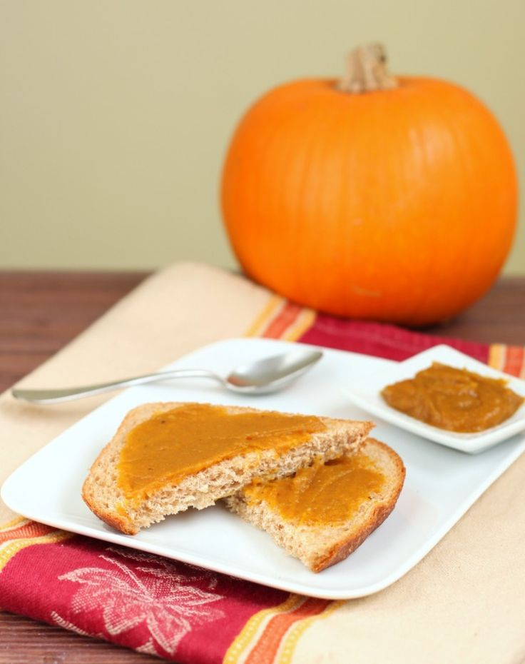 pumpkin butter - must do this in the fall, so i can get fresh cider ...