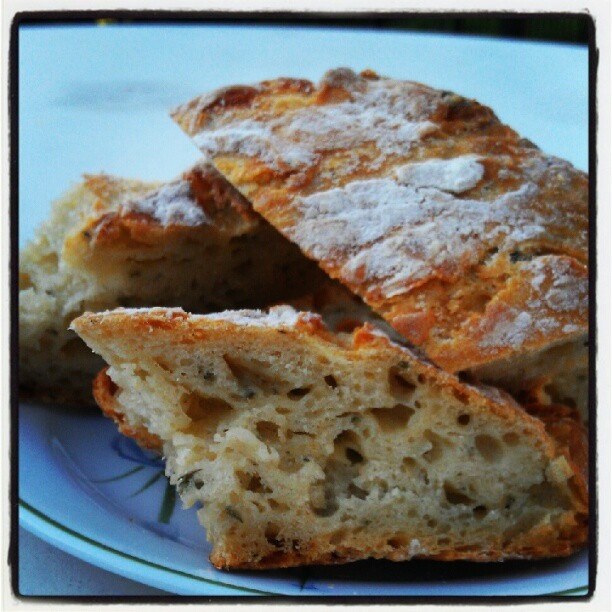 Crusty Artisan Bread | Artisan bread | Pinterest