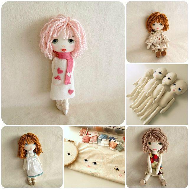 небольшая коллекция леди Gingermelon через Flickr