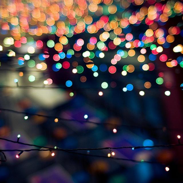 String Lights At Night : String lights Night Lights Pinterest