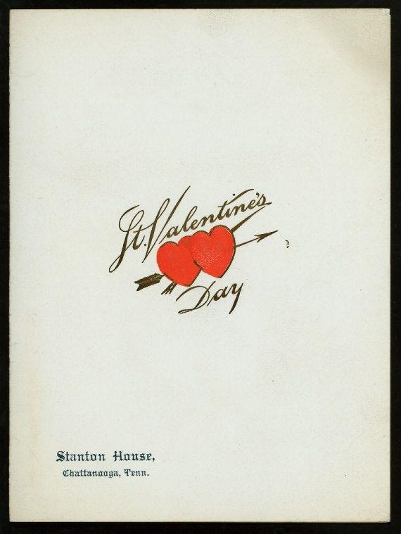 st valentine's day menu ideas