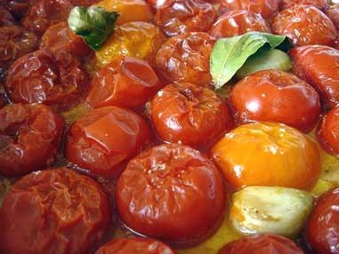 tomato confit | beer dinners | Pinterest