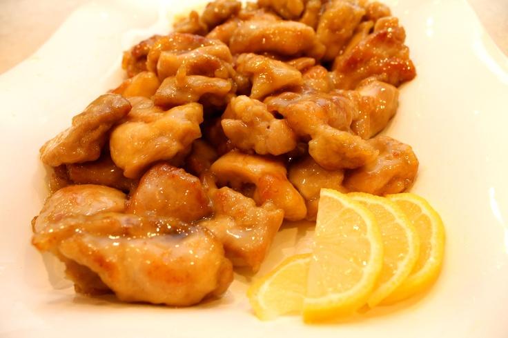 Lemon Chicken (Paleo, Gluten Free) | Yum Yum (Paleo, Gluten Free) | P ...