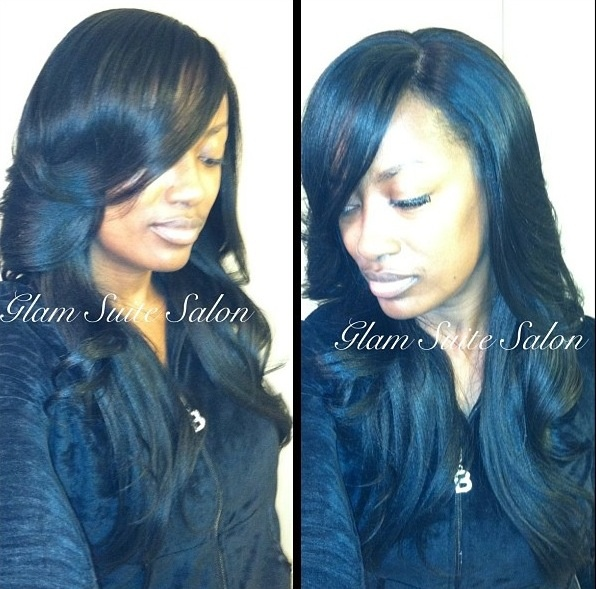 ... Sew In On Short Hair furthermore Cornrow Weave Cap Express. on sew in