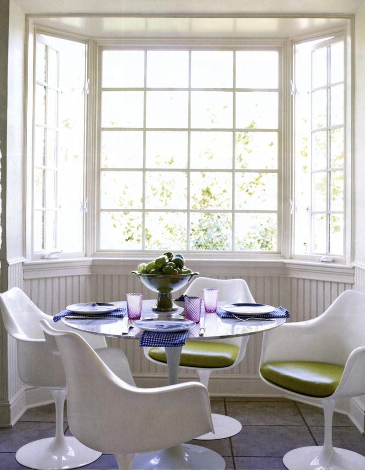 Light Filled Breakfast Nook For The Home Pinterest