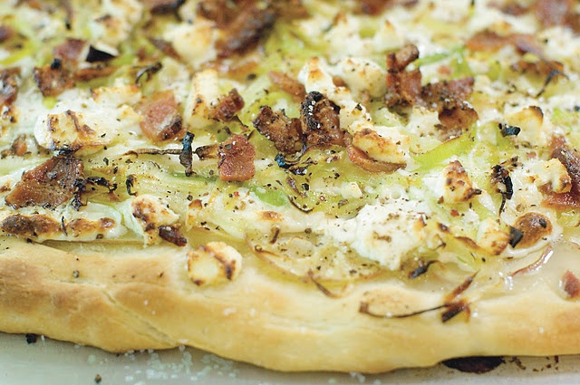 PW's Favorite Pizza Recipe — Dishmaps
